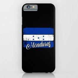 Honduras National Flag Honduras iPhone Case