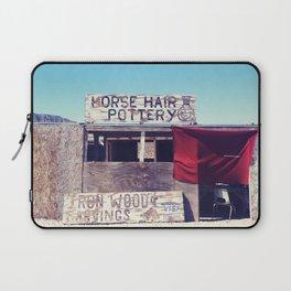 Horse Hair Pottery Laptop Sleeve