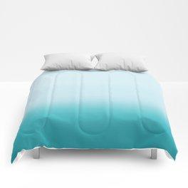Dip Dye Two Tone Comforters