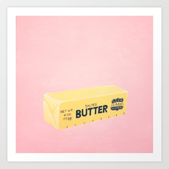 The Butter The Better by maliciously