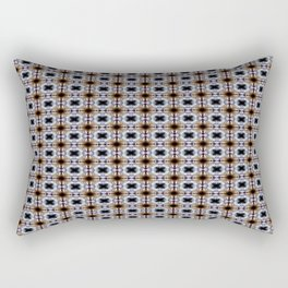 Globetrotter Rani 2 Rectangular Pillow