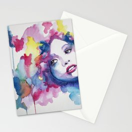 Spring Spirit Stationery Cards