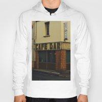"""60s Hoodies featuring Vintage Cafe Bar """"Tout va Bien"""" 60s  by Premium"""