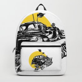The Devil's Ivy and the Dollar Grin Backpack