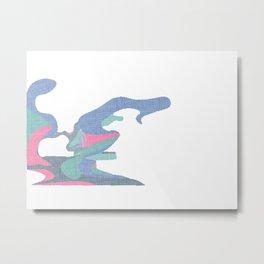 Unstaged 1 Metal Print