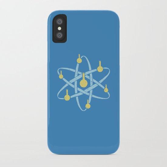 Atomic Tube iPhone Case