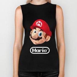 Mario Poster Biker Tank