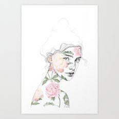 Botanical #1 Art Print