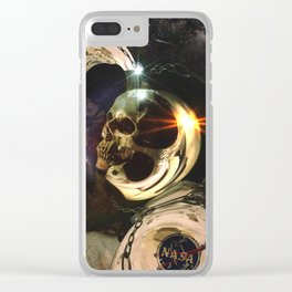 Nasamian Clear iPhone Case