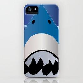 Shark Bait iPhone Case