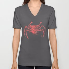 The Thing: Spider Head Unisex V-Neck