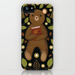 story bear iPhone Case