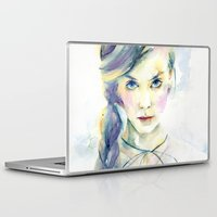 ultraviolence Laptop & iPad Skins featuring Ultraviolence by Cora-Tiana