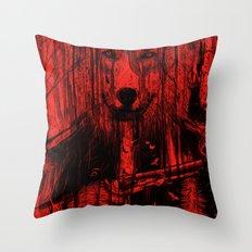 The Assassin Throw Pillow