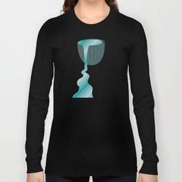 Cup Runneth Over Long Sleeve T-shirt