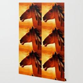 HORSE - Apache Wallpaper