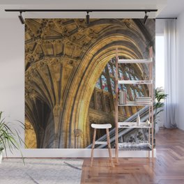 Golden Arch Wall Mural