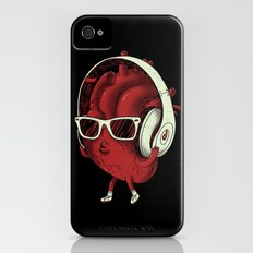 heartBEAT iPhone (4, 4s) Slim Case