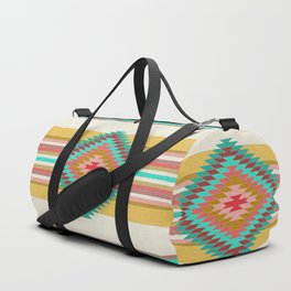 FIESTA (teal) Duffle Bag