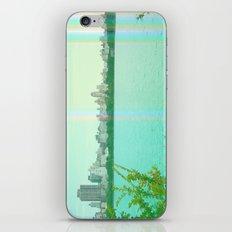 new york spectrum iPhone & iPod Skin