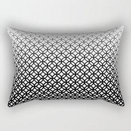 Halftone I Rectangular Pillow