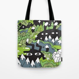 Little Lurkers Tote Bag