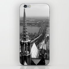 Cologne iPhone & iPod Skin