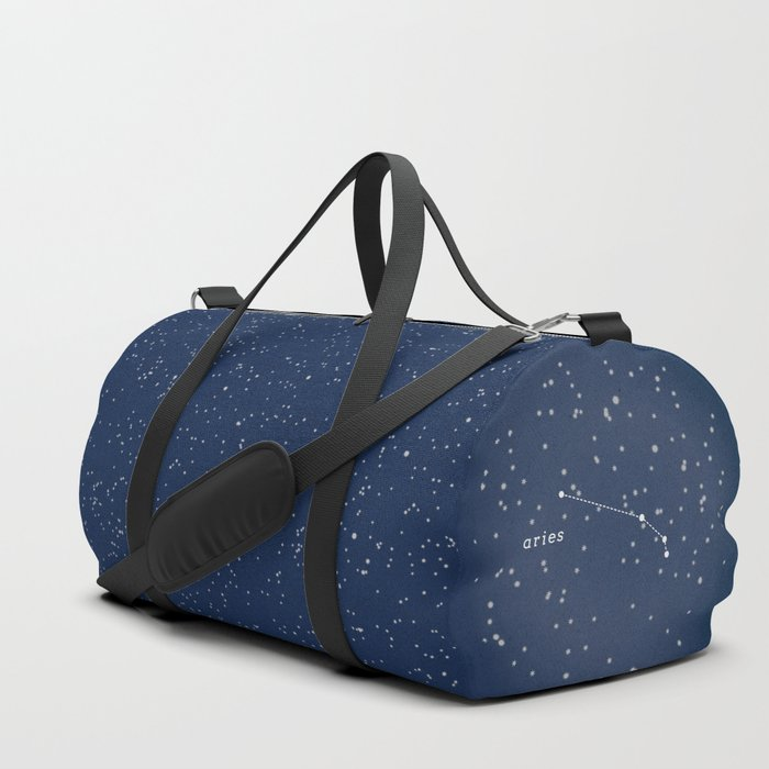 ARIES - Astronomy Astrology Constellation Duffle Bag