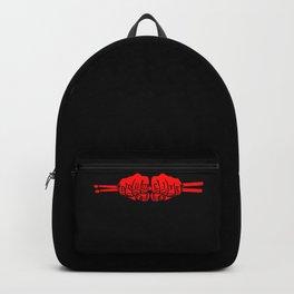Drum Life design Cool Gift For Drummer Backpack