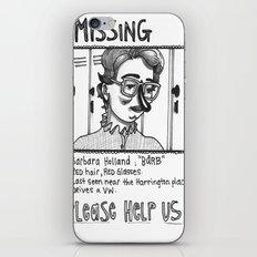Please find Barb iPhone & iPod Skin
