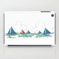 philippines iPad Cases featuring Boracay, Aklan, Philippines by Owen Ballesteros