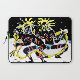 Witch Doctor Dance       by Kay Lipton Laptop Sleeve