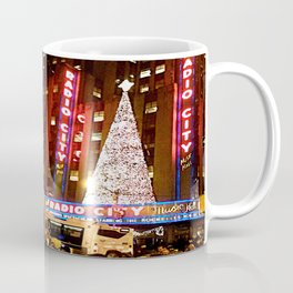 Radio City Music Hall Tree 2 Coffee Mug
