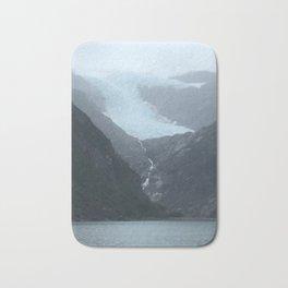 Retreating Glacier Bath Mat