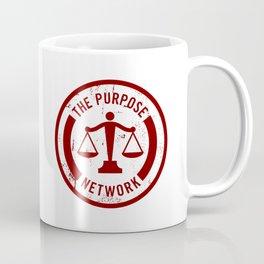 The Purpose Network Coffee Mug