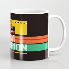 8-Bit Champion Coffee Mug