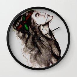 Christmas Ecstasy Wall Clock