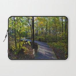 Boardwalks of southern Ontario, CA Laptop Sleeve