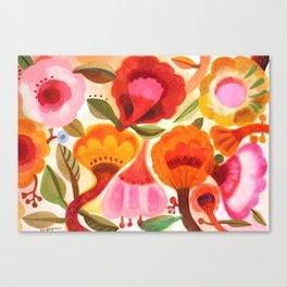 Bellafiore Canvas Print