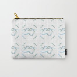 Laces of Snails Carry-All Pouch