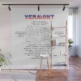 Vermont Wall Mural