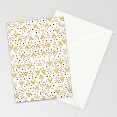 Geometric Diamond repeating Stationery Cards