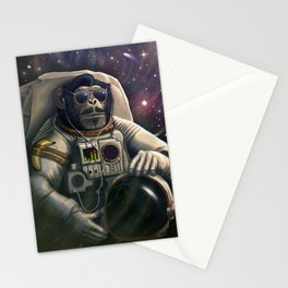 Space Farer Stationery Cards