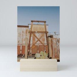 Joshua Tree Saloon / California Mini Art Print