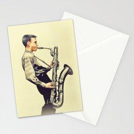 Gerry Mulligan, Music Legend Stationery Cards