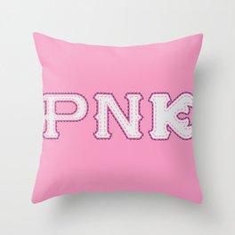 Monster University Fraternity : Python nu Kappa Throw Pillow