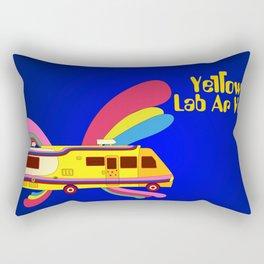 Yellow Lab RV Rectangular Pillow