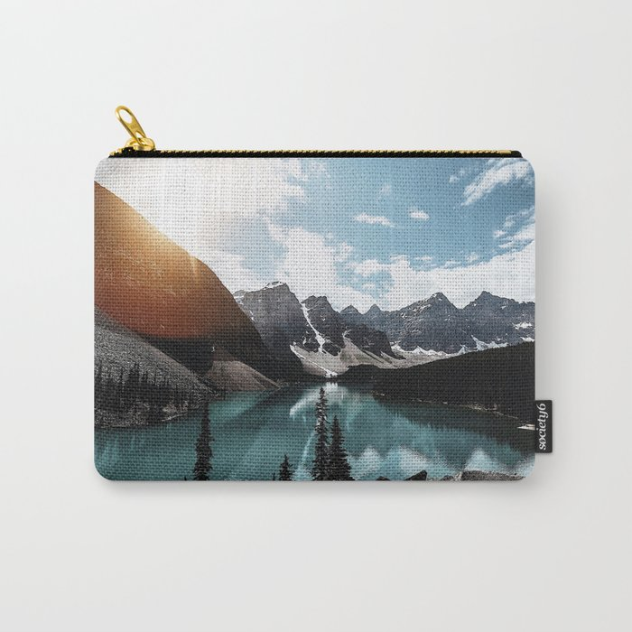 Lake Moraine Carry-All Pouch
