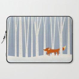 Fox in the Snow Laptop Sleeve