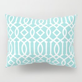 Limpet Shell - Trellis Pillow Sham